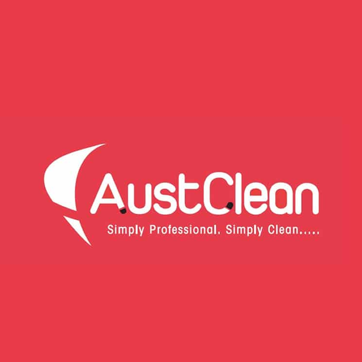 Cleaning Franchise Logo Design for Austclean