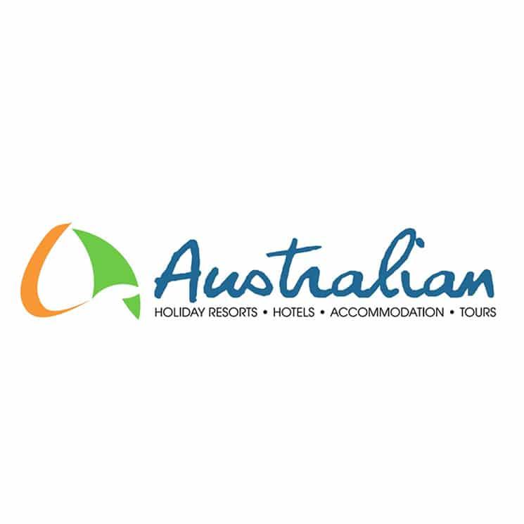 Australian Holiday Resorts Logo