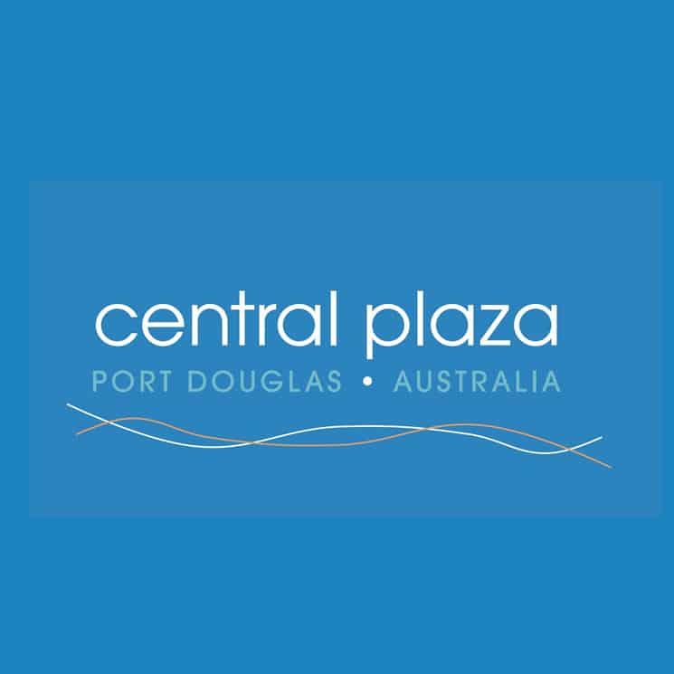 Central Plaza Port Douglas Logo