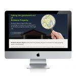 Brisbane real estate website design