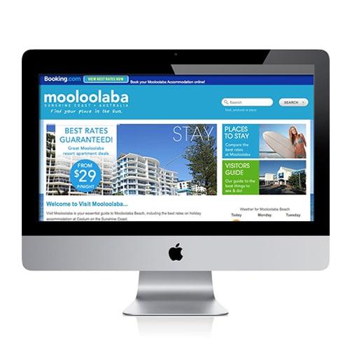 Visit Mooloolaba Website