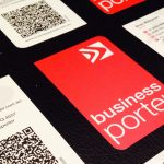 Business Porter business cards