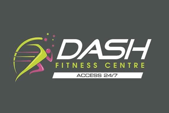 Dash Fitness Logo