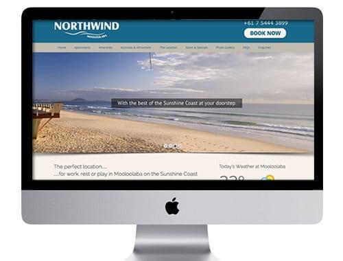 Northwind Mooloolaba Website