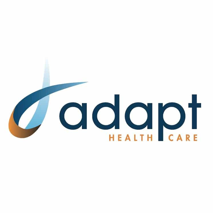 Adapt Health care Logo