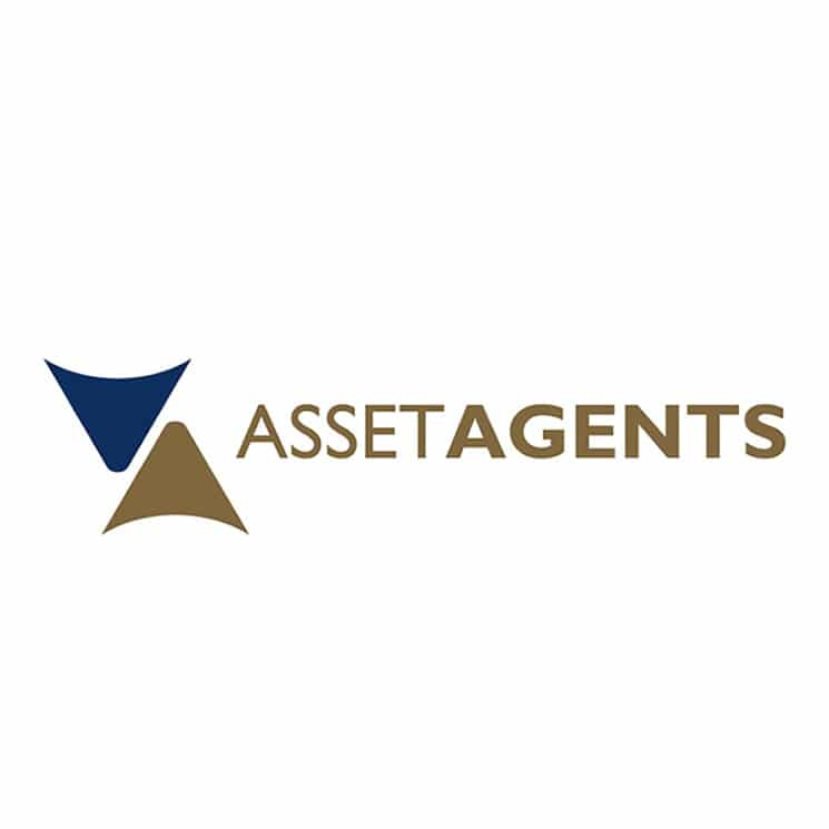 Asset Agents Real estate Logo design