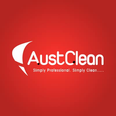 Cleaning franchise logo design