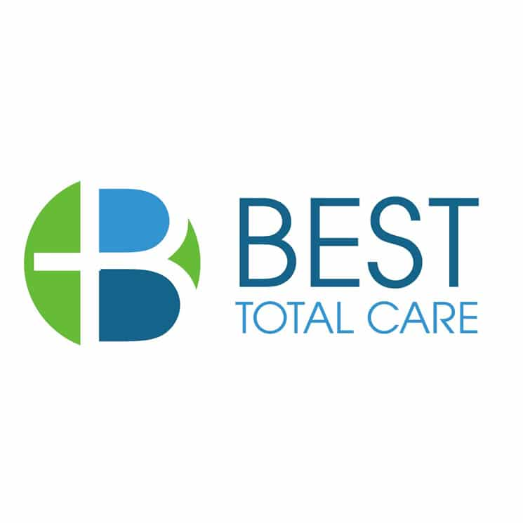 Logo design for Best total health care Australia