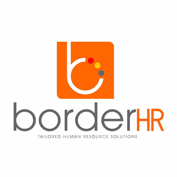 Logo design for Border HR Services