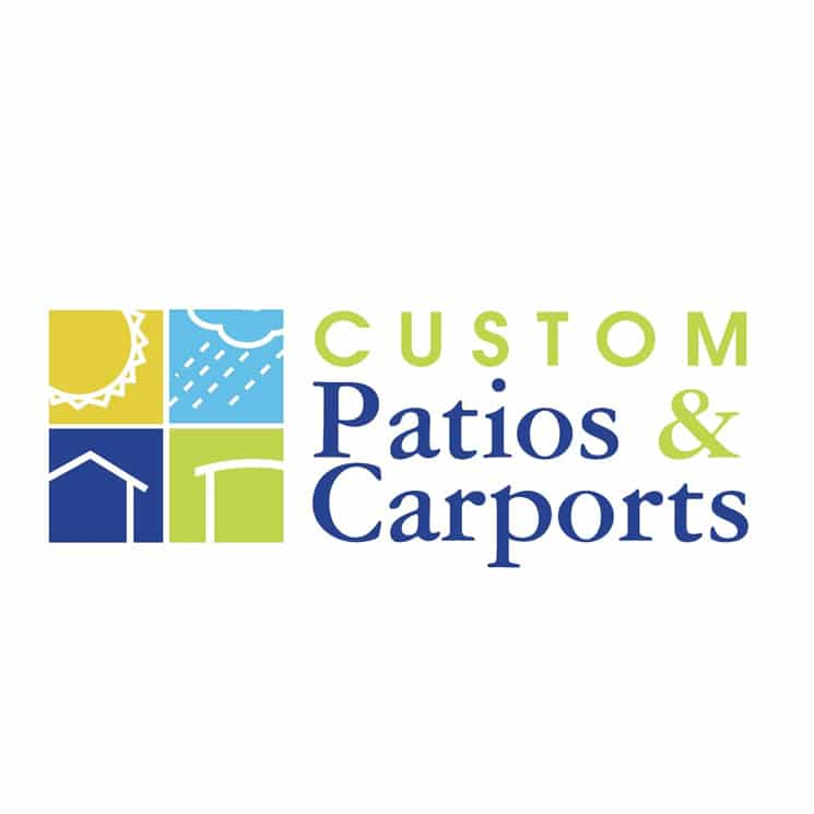 Patio & Carport Logo Design