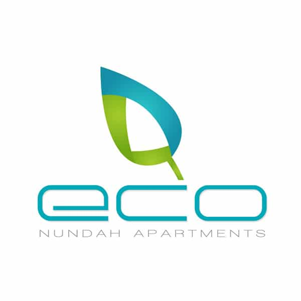 Nundah property development logo design