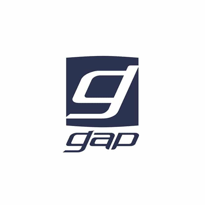 Gap Fashion logo concept