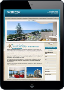 Northwind Mooloolaba website design