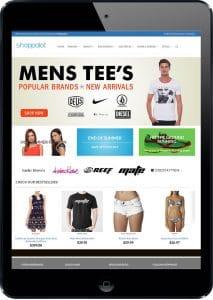 Shoppalot Online Store