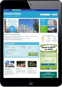 Visit Mooloolaba Beach website