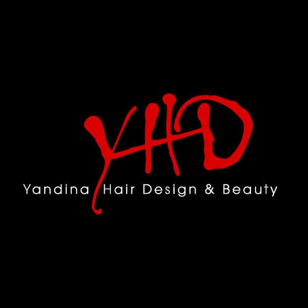 Yandina Hair Design Salon Logo Design Sunshine Coast
