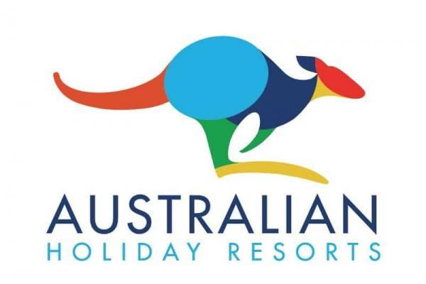 Australian Holiday resorts tourism logo design