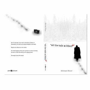 All the Talk Book cover design