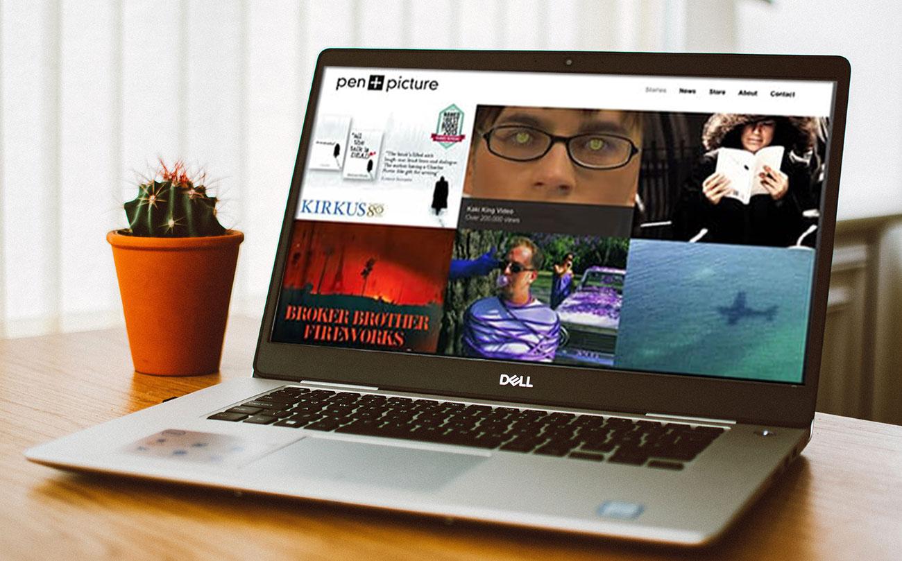 Publication Website Design