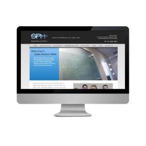 SPM Law website Sunshine Coast