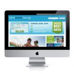 Tahiti website design