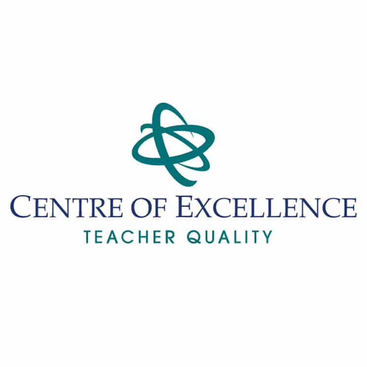 Centre of Excellence logo design