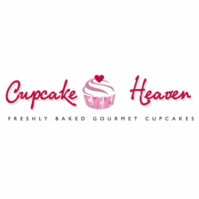 Cupcake Heaven Logo Design