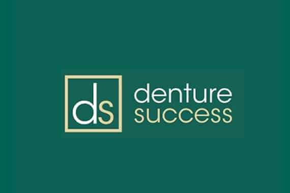 Denture clinic logo design