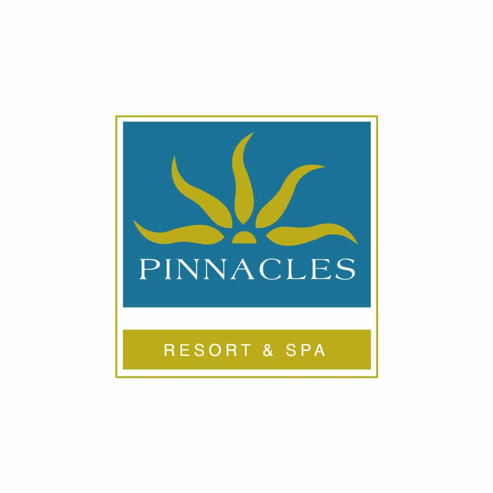 Pinnacles Airlie Beach Logo design