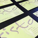 sista music business cards