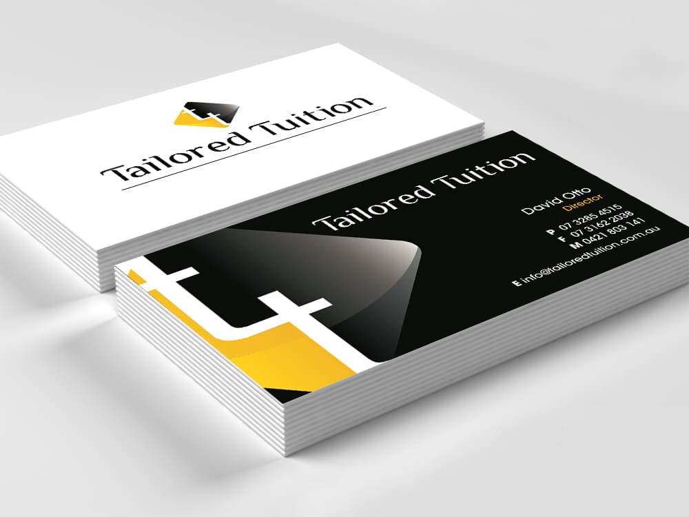 Business Card Design & Printing | Business Cards Sunshine Coast