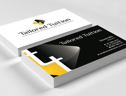 Brisbane business card printing