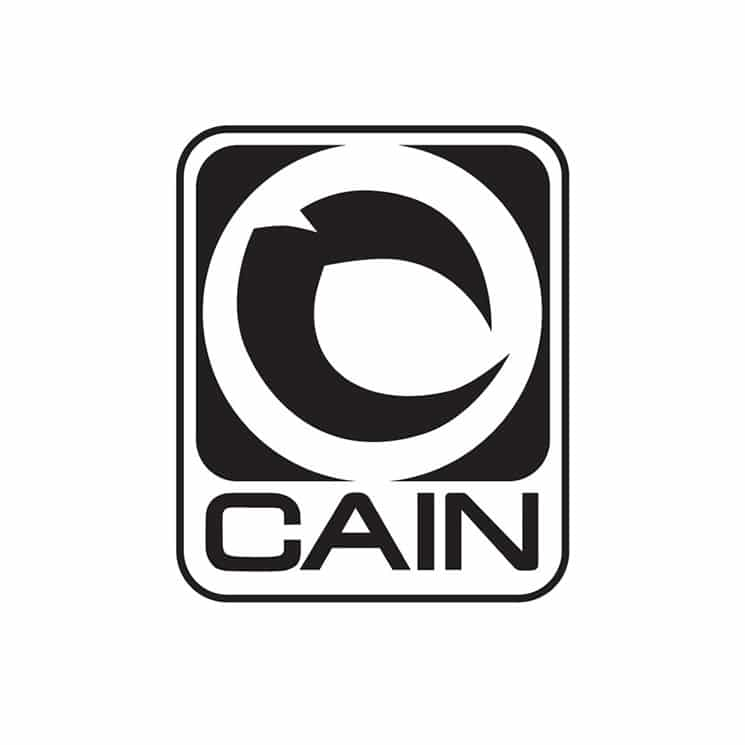 Cain Excavations Logo Design