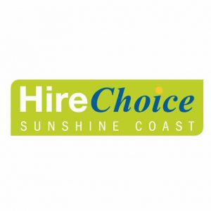 Hire Choice Sunshine Coast logo