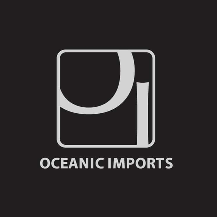 Oceanic Imports logo design