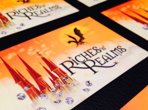Riches N realms Business Card Printing