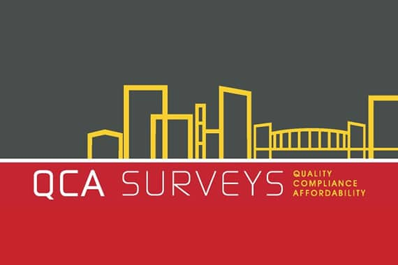 QCA surveys logo design