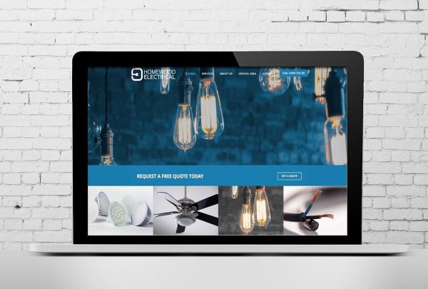 Electrician Website Design Services