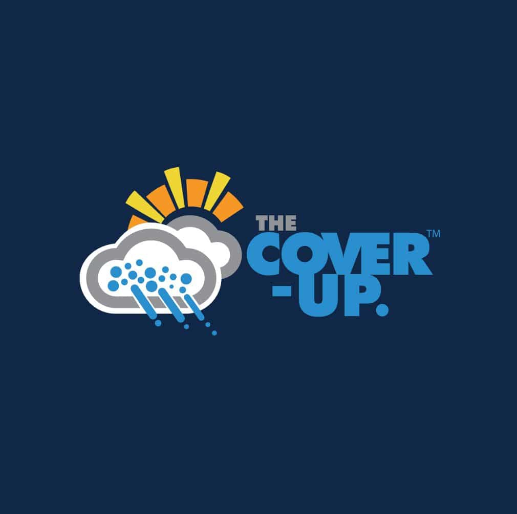 Water Pump Cover Logo Design and branding