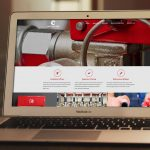 Fire Safety Equipment Web Design