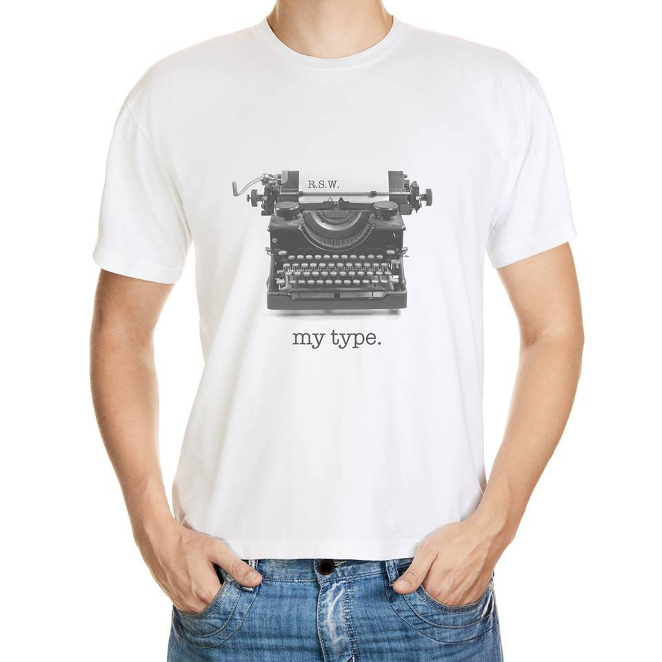 39 My Type 39 Tee Design Smartfish Creative Agency