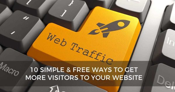 Get more website visitors