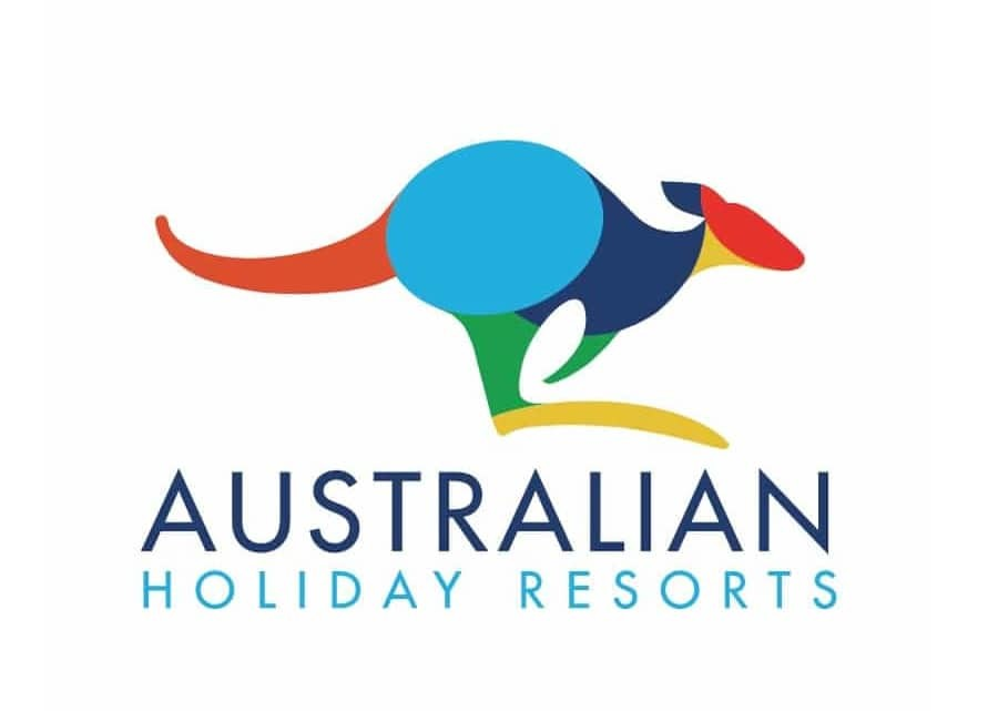 Australian Holiday Resorts Directory logo design