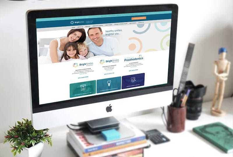 Dental website design Sunshine Coast & Australia