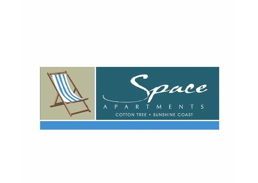 Maroochydore resort apartment logo design