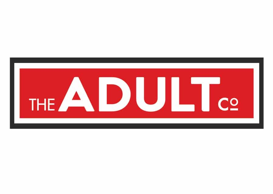 The Adult Co USA online store Logo design