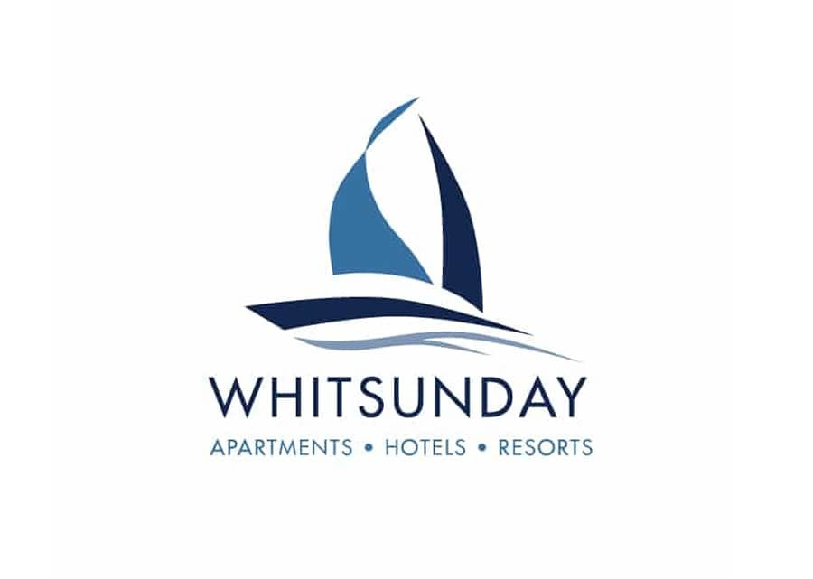 Whitsunday Apartments logo design