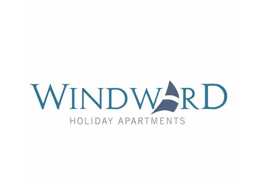 Holiday Apartments Logo design Sunshine Coast