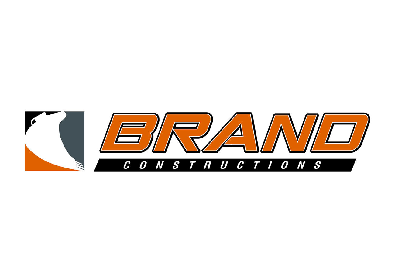 Brand Constructions Logo design