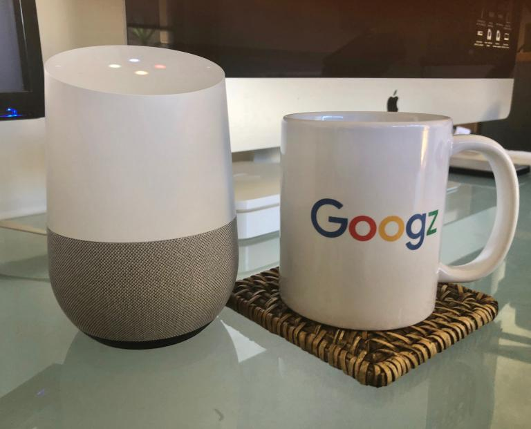 SEO for Google Home Assistant